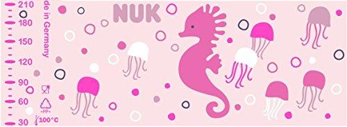 NUK Magic Cup, Trinklernbecher mit persönlicher Gravur, 230ml (rosa) - 2
