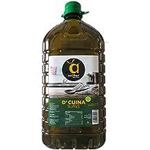 Aceite dcuina suave casa Albert mezcla de Aceite de oliva virgen, aceite de