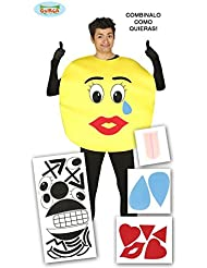 Disfraz de Emoticono + M&M (talla L)