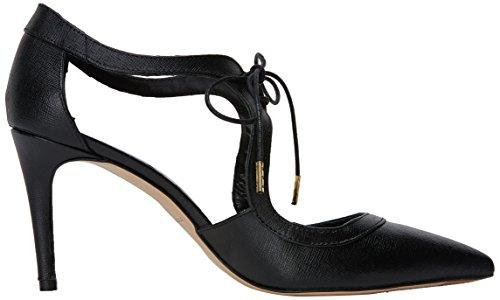 Navia 1271-A835S, Scarpe col Tacco Punta Chiusa Donna, Nero (Black Black), 39 EU Martinelli