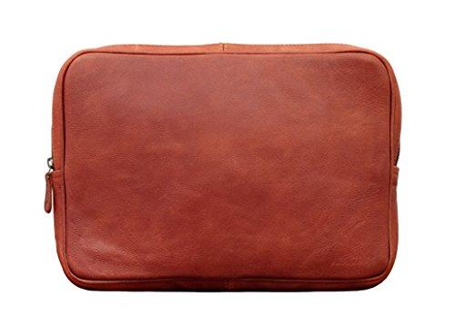 PAUL MARIUS laptop-tasche aus leder computertasche 15