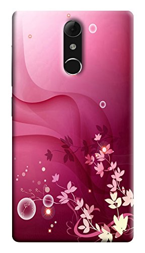 Printed Back Cover For Xolo Era 3X Back Cover by RKMOBILES