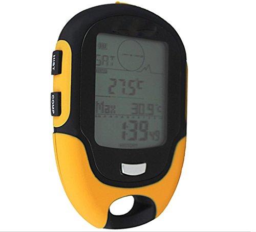 Hycy Wasserdichte Multifunktions LCD Digital Höhenmesser Barometer Kompass Tragbare Outdoor Camping Wandern Klettern Höhenmesser Werkzeuge