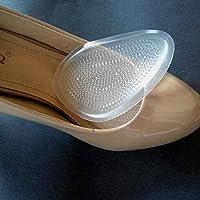 Gute Verkaufs-Silikon-Vorfuß-Auflage-Schuheinlegesohle verringert Reibung und Schmerz-weibliche halbe Auflage... preisvergleich bei billige-tabletten.eu