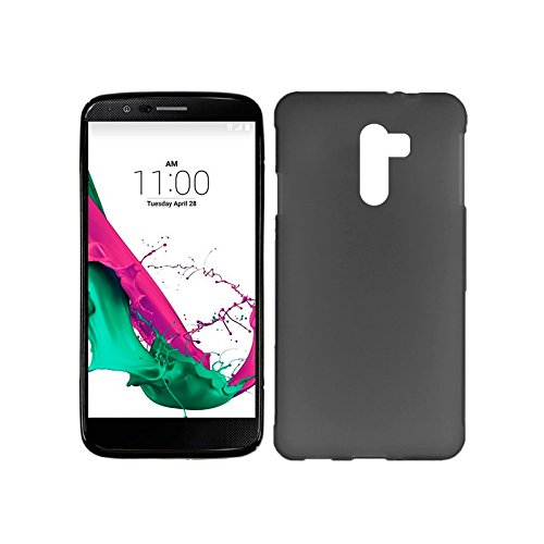 Funda de Silicona Premium color Negro para LG K10