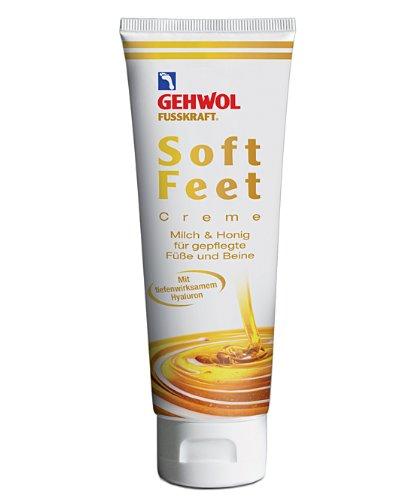 Duftende Handcreme (Gehwol Soft Feet Creme 125ml, Fußpflege)