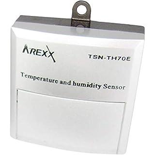 Arexx TSN-TH70E Humidity 0 - 100% rF Temperature Data Logger