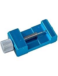 SODIAL(R) Herramienta de removedor para Cambiar Acortar correa de Reloj de Pulsera Pin punch para Relojero