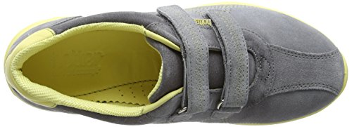 Hotter Astrid, Sneakers Hautes femme Grey (Pebble Grey)