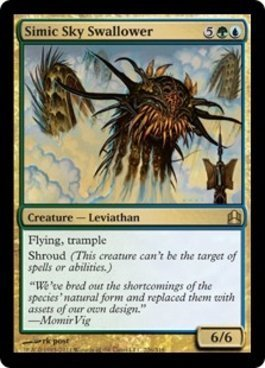 Magic: the Gathering - Simic Sky Swallower - Commander by Magic: the Gathering