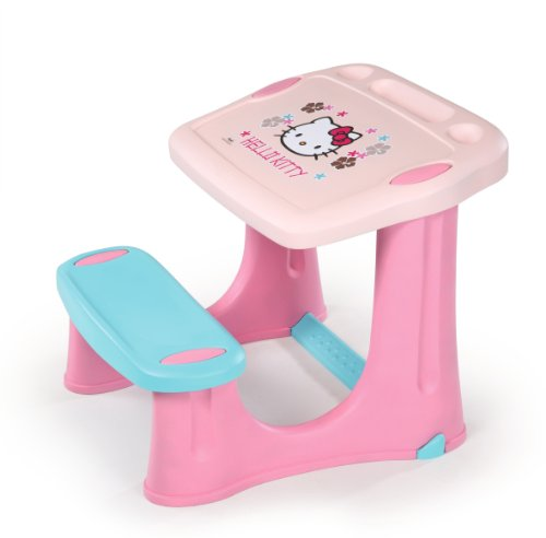 Smoby - 28051 - Kit de Loisir Cratif - Hello Kitty Pupitre