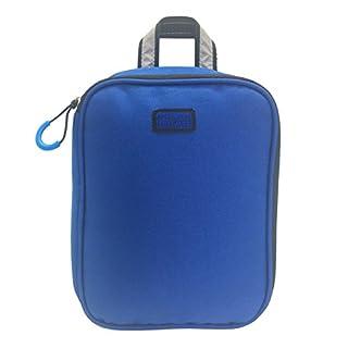 Polar Gear Machine Washable Cool Bag, 600D Polyester, Blue, 8 x 16 x 22 cm