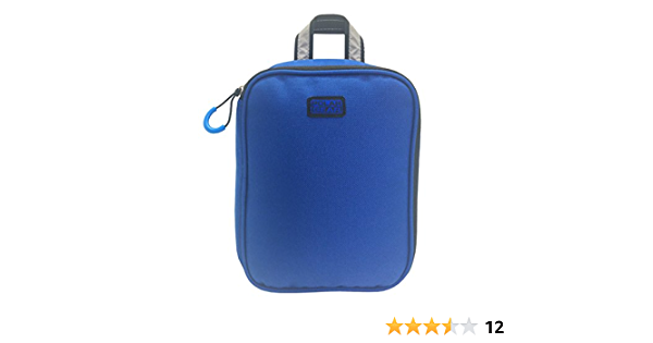 Polar Gear Bag Sandwich Lunch Cooler Taglia Unica Blu Poliestere 600D Fodera PEVA