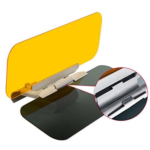 Tag & Nacht Auto Blendschutz Sonnenschutz Sichtschutz Sonnenblende Sonnenbrille Anti-Glanz Type A