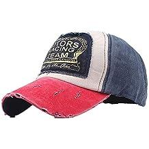 BBestseller Gorra de Béisbol para Unisex Bordado Sombrero para Hombre y  Mujere - al Aire Libre 4018abd4ee9