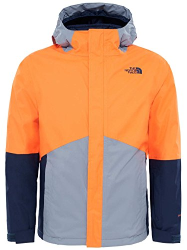 The North Face North Face B Boundary Triclimate Jacket – Jacke, Jungen, orange – (Power Orange)