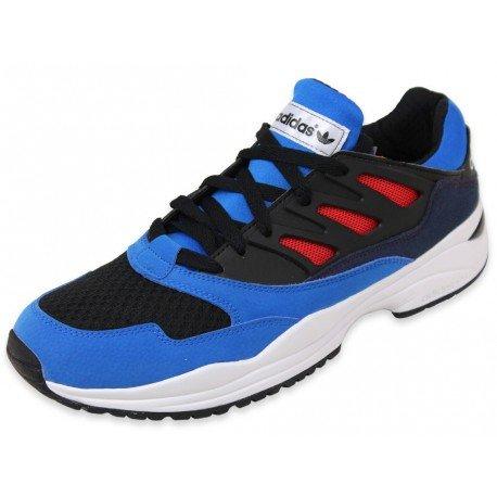 Size 10.5 Adidas Men's Torsion Allegra Composition Leather Trainers