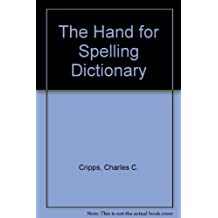 The Hand for Spelling Dictionary