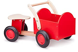 New Classic Toys-11400 Eichsfelder Technik-Disfraz (Ref 1400), Color Madera