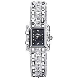 Frau, Quarz-Uhr, Mode, Persönlichkeit, Freizeit, Metall, w0349