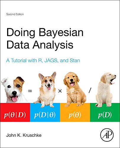 Doing Bayesian Data Analysis: A Tutorial with R, JAGS, and Stan por John Kruschke