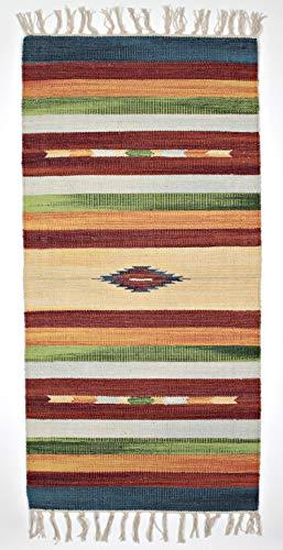 Sobel Alfombra Kilim New gabbeh Medida 55 x 170 Rayas