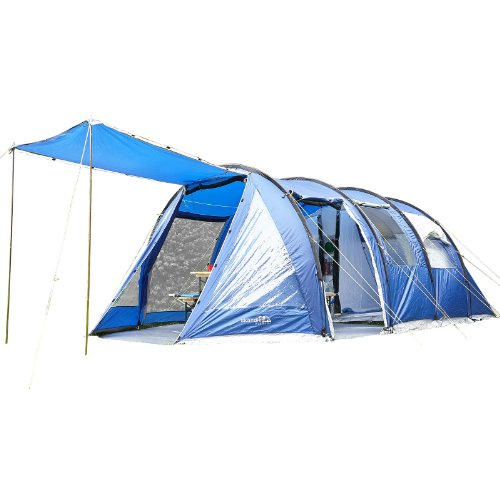 Skandika Canyon II - Tenda 570x320 cm Colore: Blu