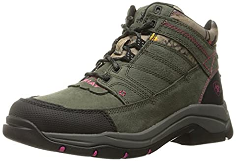 Ariat Women's Terrain Pro Hiking Boot, Shadow, 9.5 B US