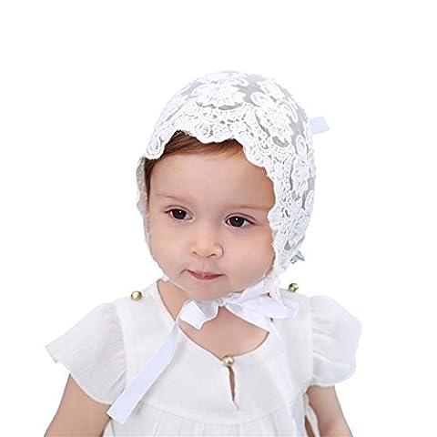 Velidy - Chapeau - Bébé (fille) - blanc -