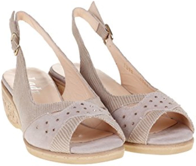 Melluso Sandalo CO N Zeppa 4.5 CM Donna T392 | Specifica completa  | Sig/Sig Ra Scarpa
