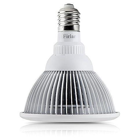 Firlar Lampe de Croissance LED Horticole E27 (3 LED bleu et 9 LED rouge) Eclairage pour Plante pour Jardinage Hydroponique