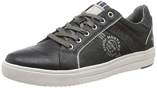 MUSTANG Herren 4133-304-820 Sneaker, Blau (Navy 820), 42 EU