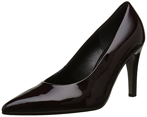 Gabor Shoes 51.290 Damen Geschlossene pumps Rot (Merlot 70)