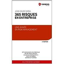 365 risques en entreprise : Une année en risk management