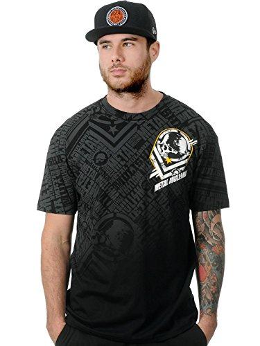 Metal Mulisha Herren T-Shirt - BASE - schwarz Schwarz
