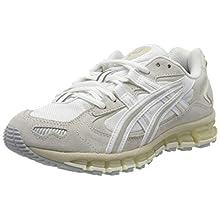 Asics GEL-KAYANO 5 360, Women's Running Shoes, White/Cream, 7 UK (40.5 EU)