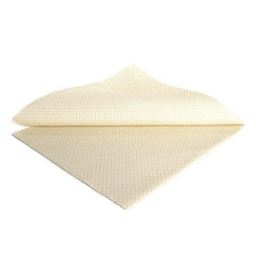 the napkins Servietten Special - Produziert in Italien - Geburtstag, Hochzeit, Taufe - Cruze Beige, 20 Stück (40cm x 40cm) (Italien Hochzeit)