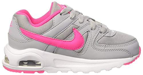 Nike Air Max Command Flex (Ps), Chaussures de Running Entrainement Fille Gris