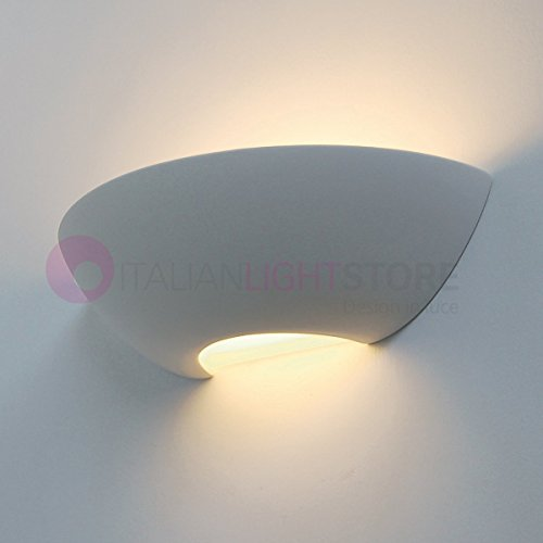 serena-applique-lampada-vaschetta-da-parete-moderna-decorabile-in-gesso-ceramica-colorabile-vernicia