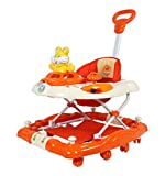 Baybee Kai Walker cum Rocker (Orange)