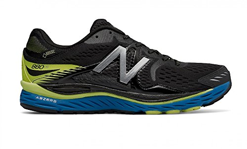 New Balance M880 D - gx6 black/blue Schwarz