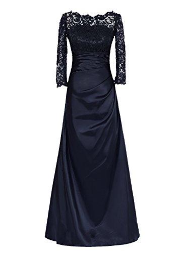 Dresstells, Robe longue de demoiselle d'honneur Robe de soirée Robe de mère de mariée Tenue de mariage Menthe