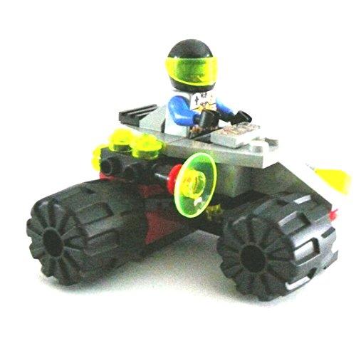 Preisvergleich Produktbild LEGO ® SYSTEM - 6818 System Space Classic UFO Planetensprinter - Alien Droid - komplett mit Figur