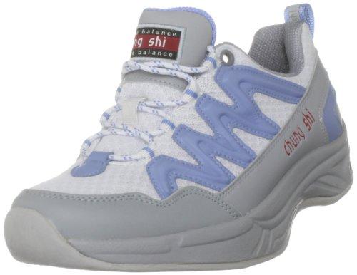 Chung Shi Comfort Step Magic weiß/blau Damen 9101025-5,0, Damen Sportschuhe - Walking, weiss, (weiss/blau), EU 38, (US 7), (UK 5) (Mbt-walking-schuhe)