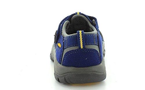 Keen Newport H2, Sandales de Randonnée Mixte Enfant Navy blue