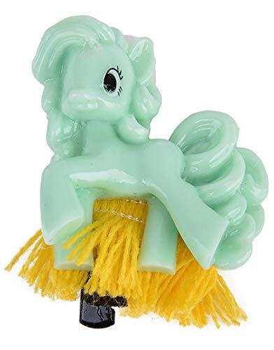 Unbekannt Mädchen Haarspange Pony Fairytale Retro Spange 3,5cm / 4cm -