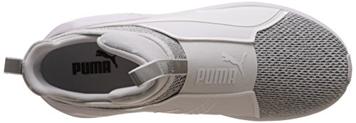 Puma - Basket Fierce Knit 190303 - 01 Black Puma White