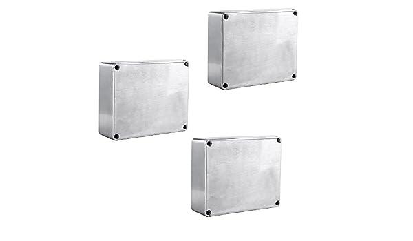 744d5f6969 E Support 1590BB Aluminum Metal Stomp Box Case: Amazon.in: Electronics