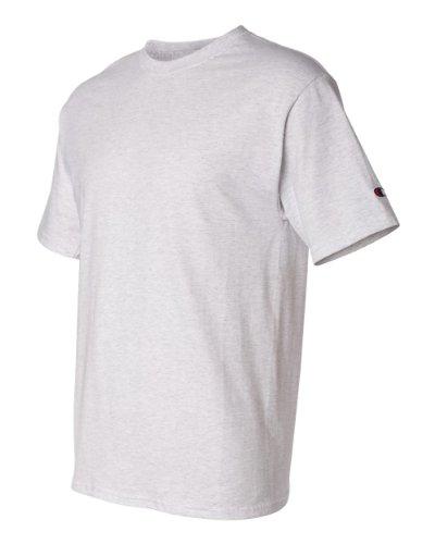 Champion -  T-shirt - Asimmetrico - Uomo Grigio