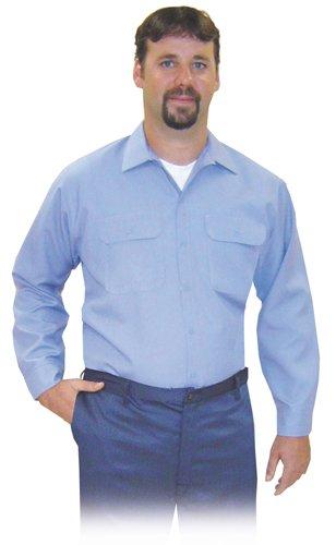 steel-grip-mbv69575-4xl-camisa-de-proteccion-resistente-al-fuego-abotonada-talla-m-color-azul